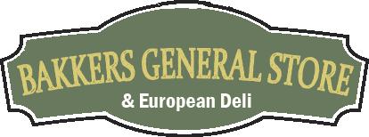 Bakkers General Store